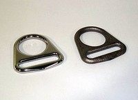 Raw parachute harness forgings smoothed and then polished in a multi-step process in centrifugal barrel finish equipment
