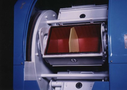 Centrifugal Barrel Equipment Option: Compartmentalization