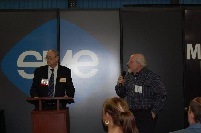 Presentation at SME's Eastec Lean2Green Conference