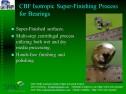 CBF Bearings Isotropic Super-Finish