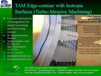 TAM Isotropic Edge-Contour