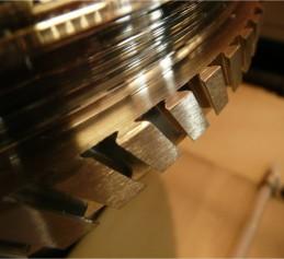 Before Compressor Disk Picture