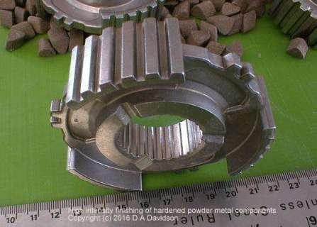 hardened french powder metal gear 2016