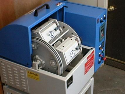 HZ-10 centrifugal isotropic finishing unit for dental, electronic and small parts