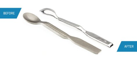 SS castings spoons