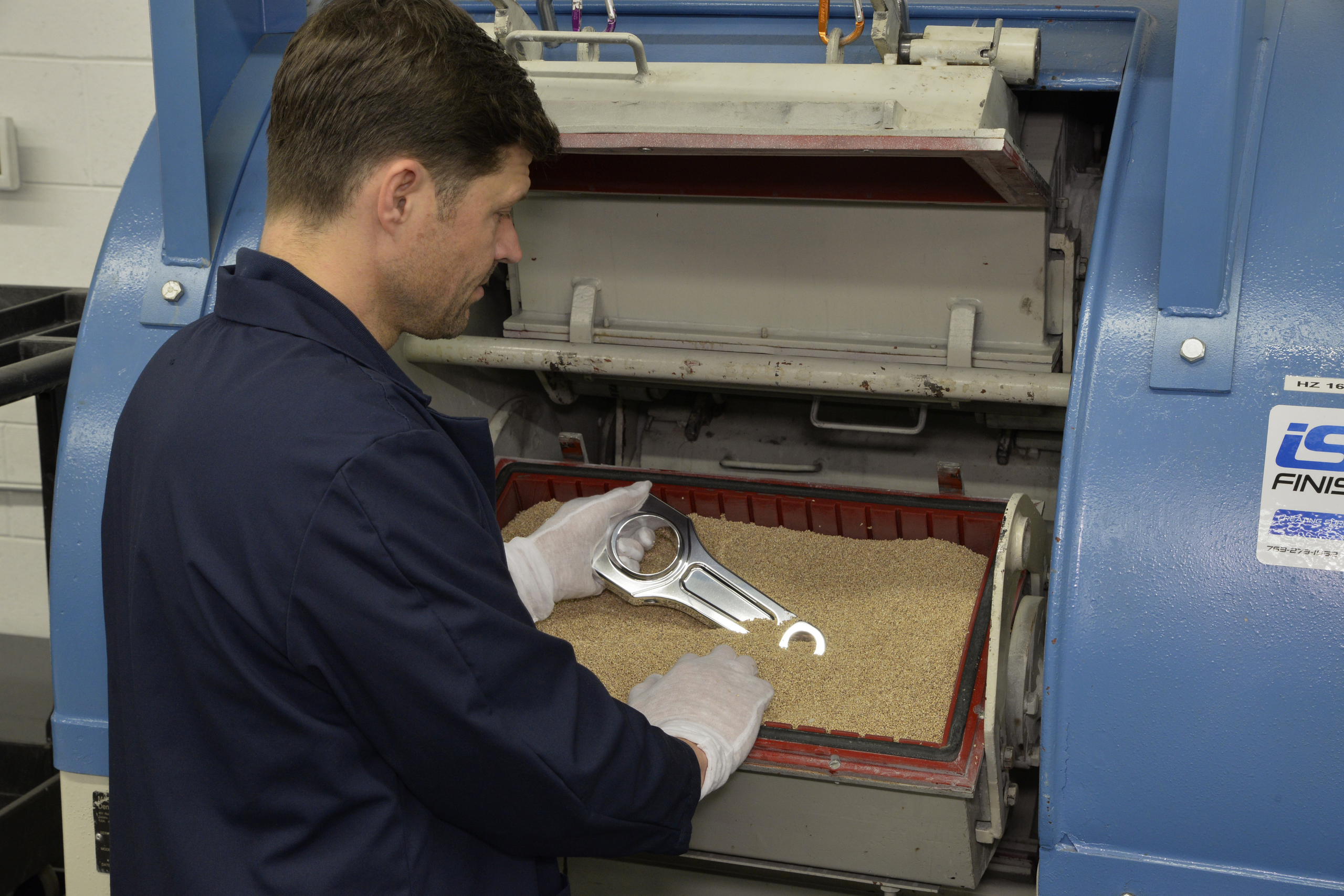 Centrifugal Iso-Finishing Technology – High-speed and Hands-free Deburring and Super ISO-finishing: The Free Sample Part Processing Program for 3D-Printed Parts and Machined Components